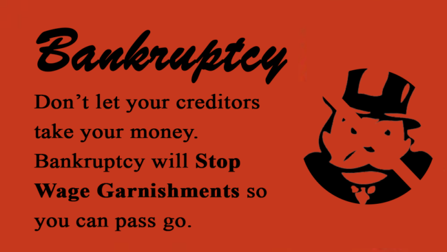 Stop Wage Garnishments